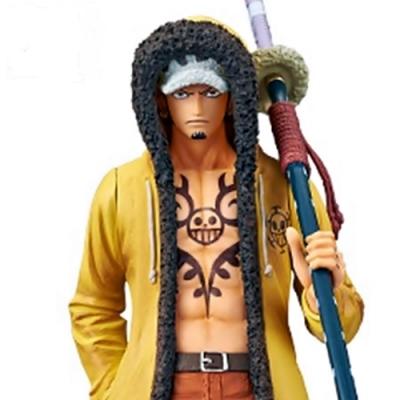 日本BANPRESTO代理版ONE PIECE海賊王DXF劇場版-特拉法爾加羅#39643~THE GRAND ~vol.5偉大航路-死亡外科醫生(台灣公司貨)死の外科医《トラファルガー・ロー》
