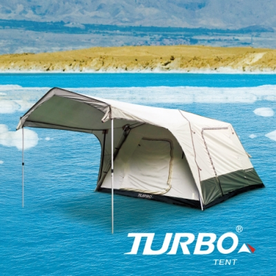 【Turbo Tent】 專利快速帳篷 Turbo Lite 270-6人帳