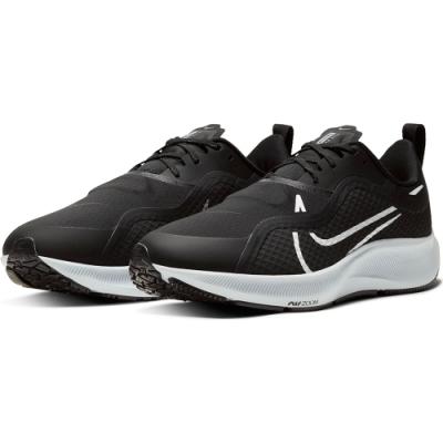 NIKE 運動鞋 慢跑鞋 緩震 小飛馬 訓練 健身 男鞋 黑 CQ7935002 AIR ZM PEGASUS 37 SHIELD