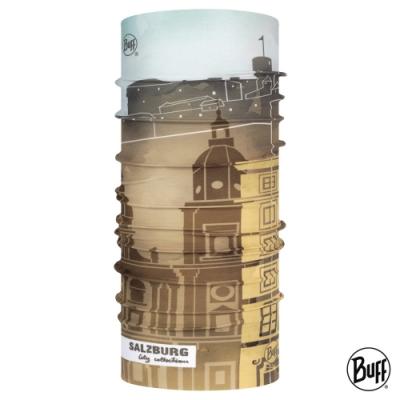 【西班牙BUFF】經典頭巾 Plus-城市系列-薩爾茲堡