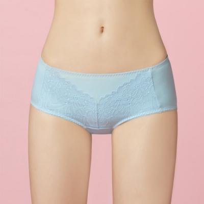 曼黛瑪璉 包覆提托經典低腰平口內褲 (海軍藍)