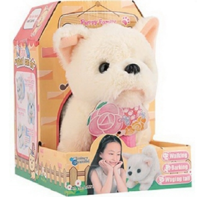 Puppy Familly  - 吉娃娃 電子寵物狗