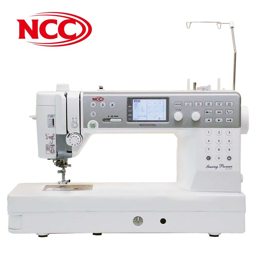 (無卡分期-12期)喜佳 NCC CC-1877電腦型縫紉機