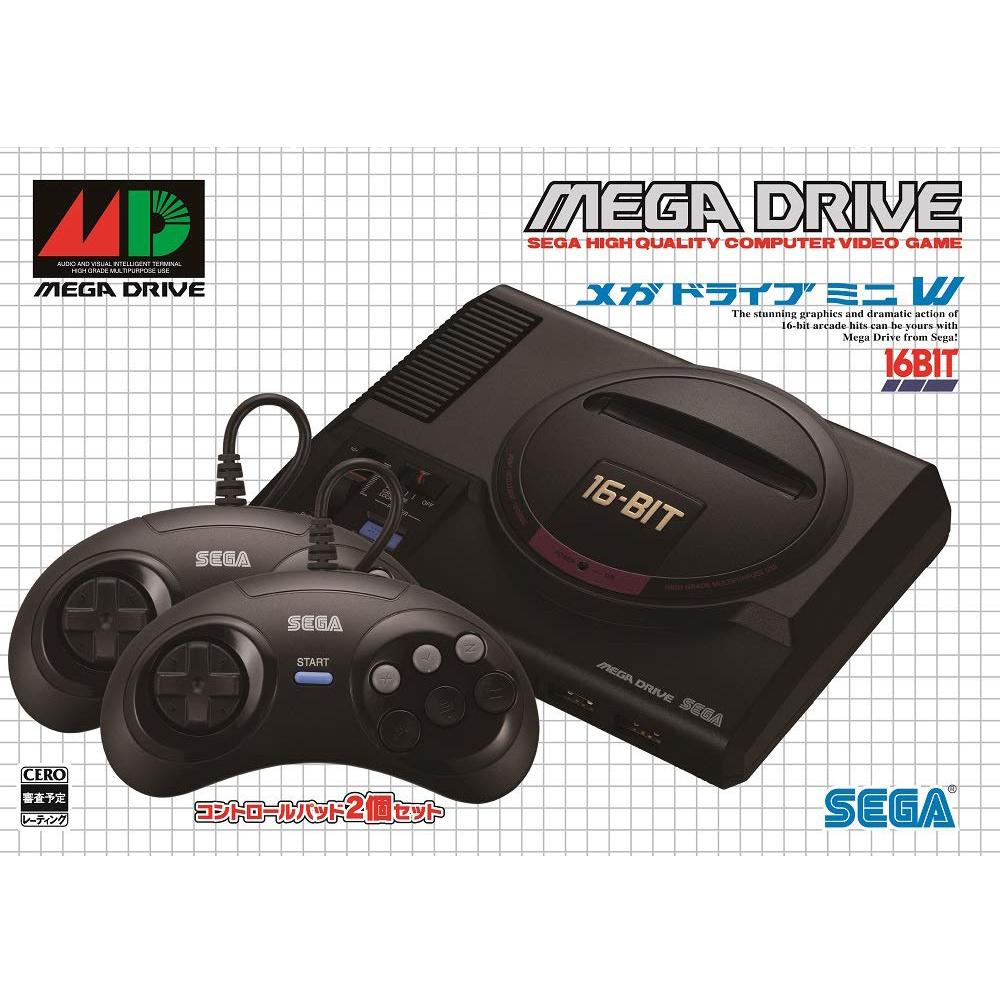(預購) SEGA Mega Drive Mini 亞洲日版主機