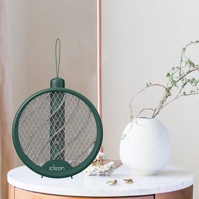 iClean|摺疊懸掛電蚊拍燈 紫光誘蚊守護你的蚊蚊夏日