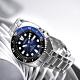 SEIKO 精工 PROSPEX 潛水錶 機械錶 防水200米 不鏽鋼手錶-藍色/45mm product thumbnail 1