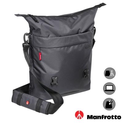 MANFROTTO 曼富圖 Manhattan Changer-20 曼哈頓時尚側背相機包 (公司貨) 隨行托特包 MB MN-T-CH-20