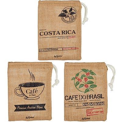 《KitchenCraft》咖啡生豆麻布袋