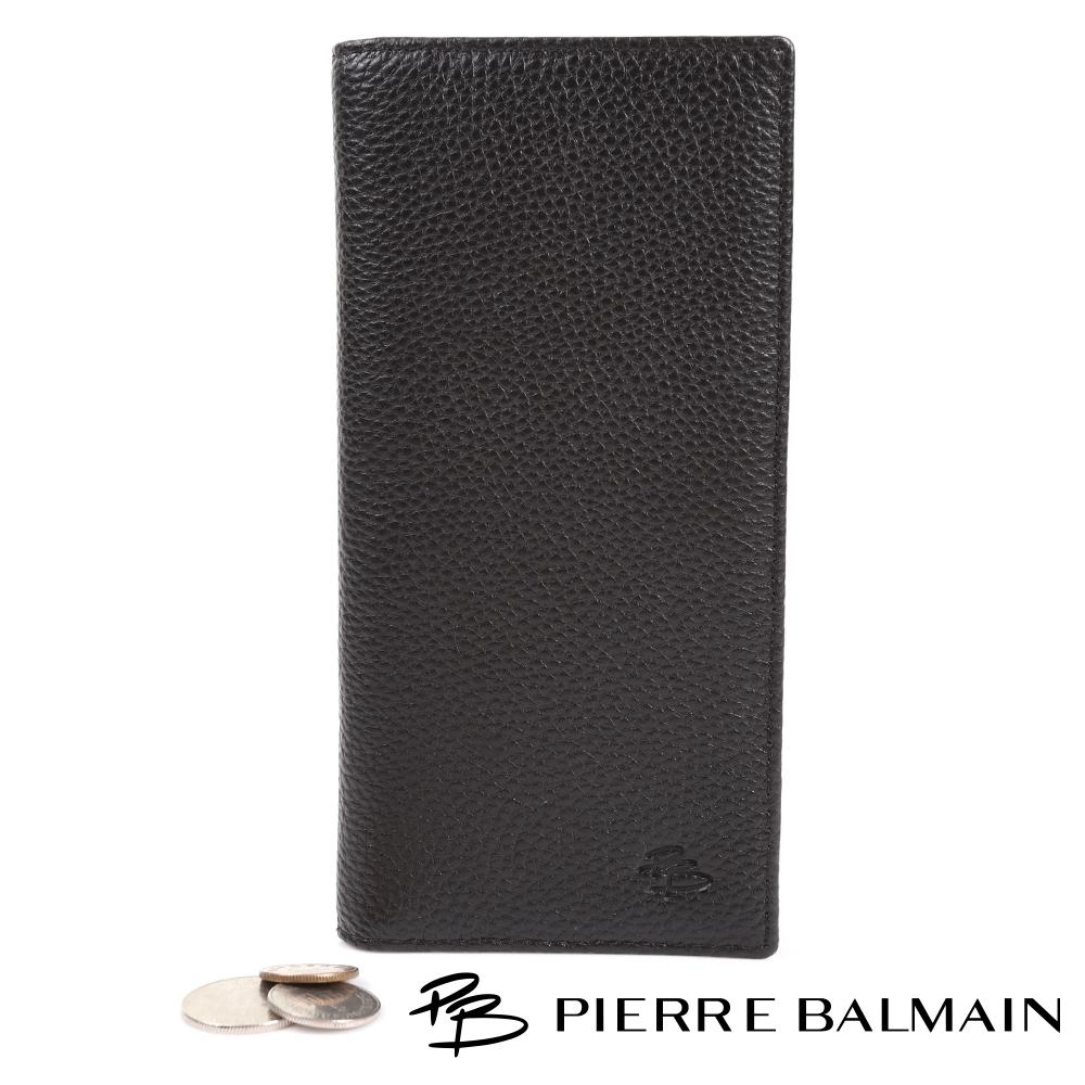 【PB 皮爾帕門】經典真皮皮夾(頭層牛皮810)