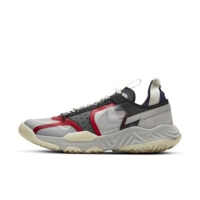 NIKE JORDAN DELTA BREATHE 男休閒鞋-灰紅-CW0783901