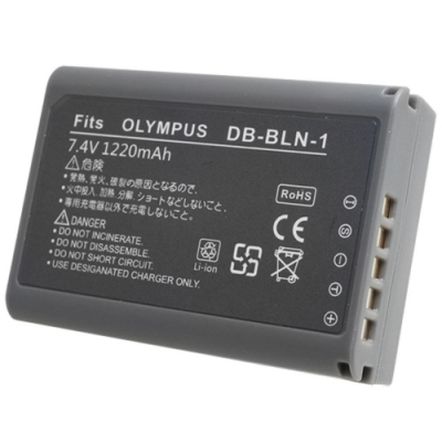 Kamera 鋰電池 for Olympus BLN-1 (DB-BLN-1)