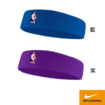 NIKE NBA DRI-FIT 單色頭帶 共兩款