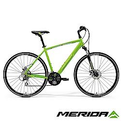 (無卡分期-12期)《MERIDA》城市休旅車 Crossway克洛威 20-MD 綠2018
