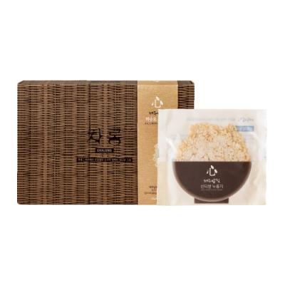 韓國【Jeju Mami】濟州媽咪 濟州之心鍋巴餅-旱稻禮盒