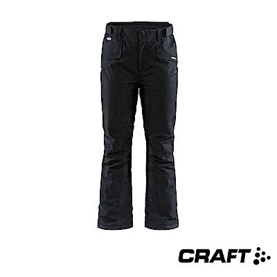 CRAFT Mountain Pants 女防風防水保暖雪褲