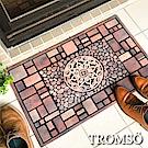 TROMSO 戶外植絨橡膠厚實刮泥地墊(大)-帝王之家