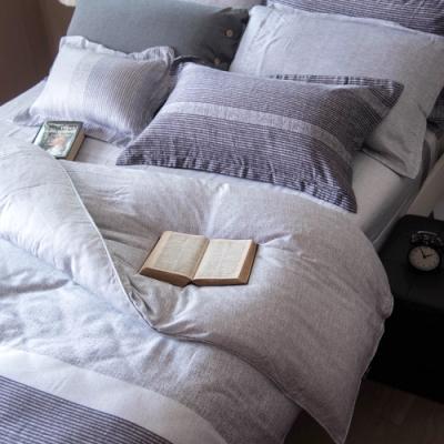 OLIVIA  Clement 標準雙人床包冬夏兩用被套四件組 230織天絲TM萊賽爾