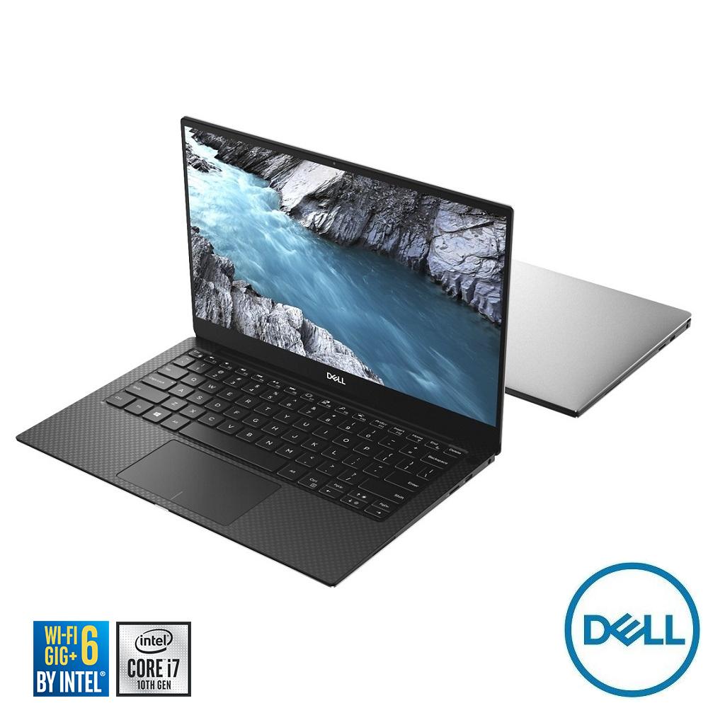 DELL XPS 13吋筆電 (i7-10710U/8G/256G SSD/冰河銀)