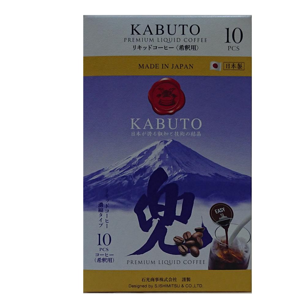 日本石光兜咖啡濃縮無糖咖啡球