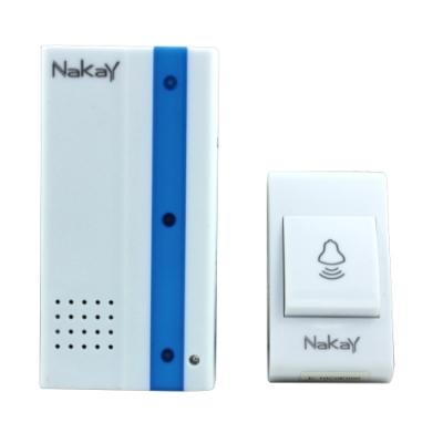 NAKAY 交流式遠距離無線門鈴(NDB-63)