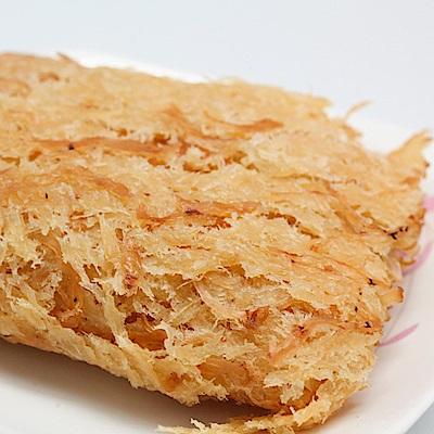 金梓食品‧煙燻魷魚片(180g/包,共兩包)