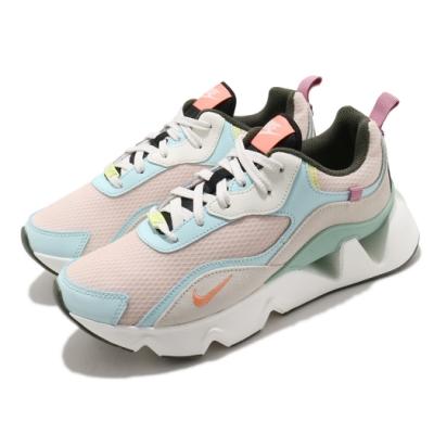 Nike 休閒鞋 Ryz 365 II 運動 女鞋 基本款 厚底 舒適 簡約 球鞋 穿搭 橘 藍 DJ0036861