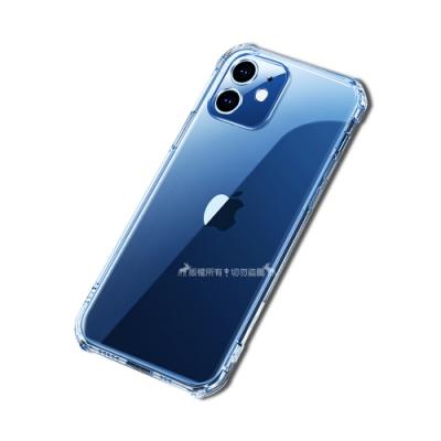 XUNDD 軍事防摔 iPhone 12 mini 5.4吋 清透保護殼 手機殼(隱晶透)