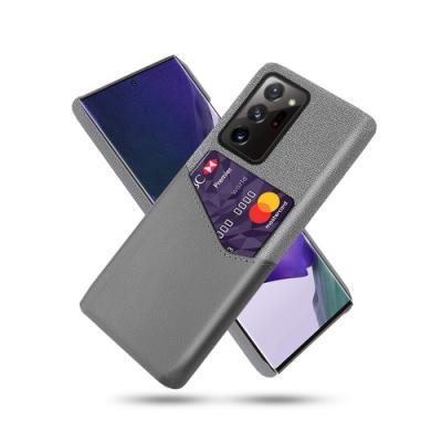 拼布皮革 Samsung Galaxy Note 20 Ultra 插卡手機殼(5色)