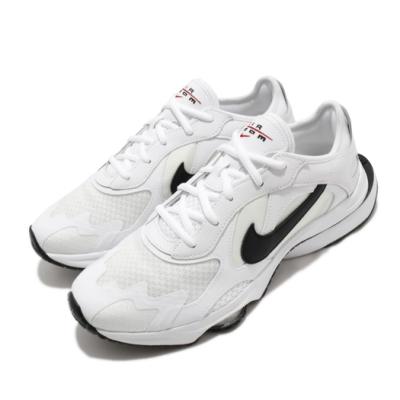 Nike 休閒鞋 Air Zoom Division 男鞋 氣墊 緩震 舒適 潮流 穿搭 白 黑 CK2946101