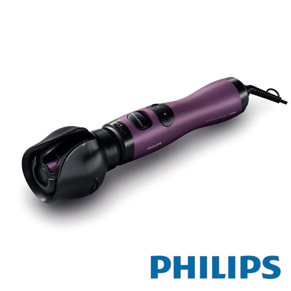飛利浦自動空氣感捲髮造型梳 HP8668(快速到貨)