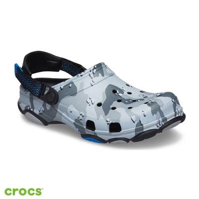 Crocs卡駱馳 (中性鞋) 沙漠迷彩印花經典特林克駱格-207305-097