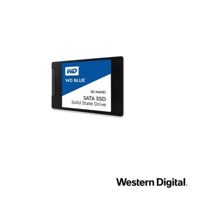 WD SSD 4TB 2.5吋 3D NAND固態硬碟(藍標)