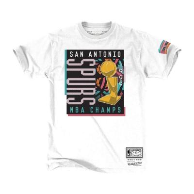 M&N NBA 總冠軍T恤 馬刺隊