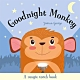 A Magic Torch Book:Goodnight Monkey 猴子說晚安趣味膠片書 product thumbnail 1