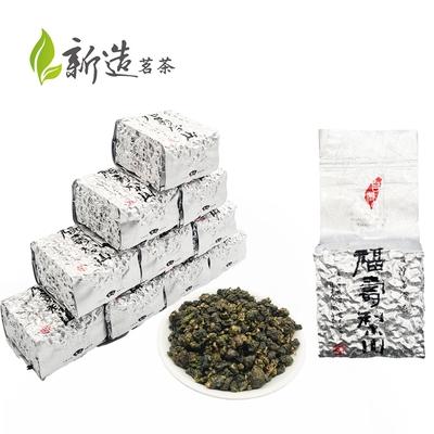 【新造茗茶】福壽梨山高山烏龍茶 真空包(75g*4包)