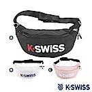 K-SWISS TW Waist Bag休閒運動腰包-三色任選