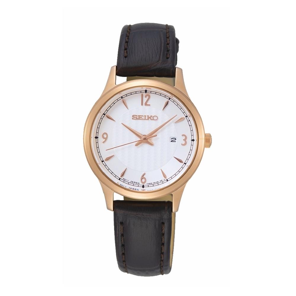 SEIKO 精工 完美情人石英腕錶/7N82-0JN0K/SXDG98P1 @ Y!購物