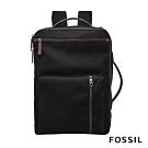FOSSIL BUCKNER 多功能商務包 (可裝15吋筆電)-黑色
