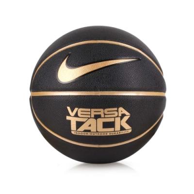 NIKE VERSA TACK 8P 7號籃球 黑金