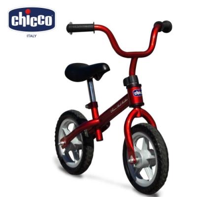 chicco-幼兒滑步車-紅