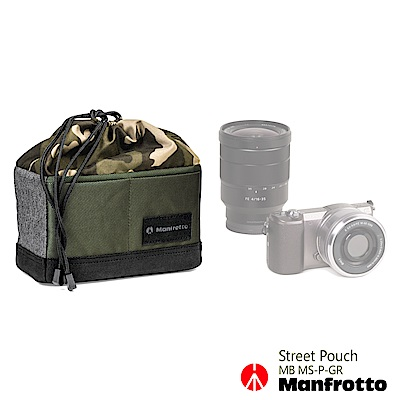 Manfrotto 街頭玩家微單相機袋 Street CSC Camera Pouch