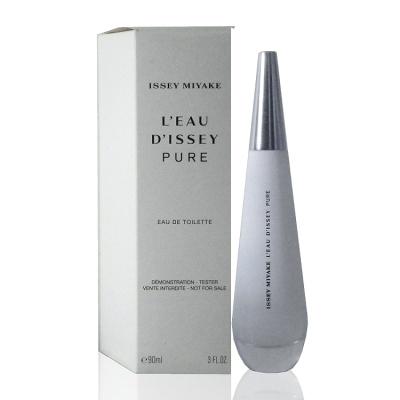 Issey Miyake Pure 覺醒女性淡香水 90ml Tester 包裝