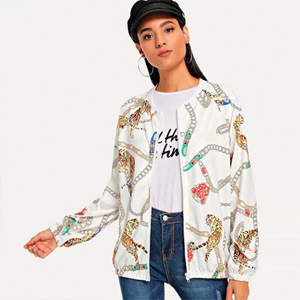 【KEITH-WILL】美麗大方造型防曬外套