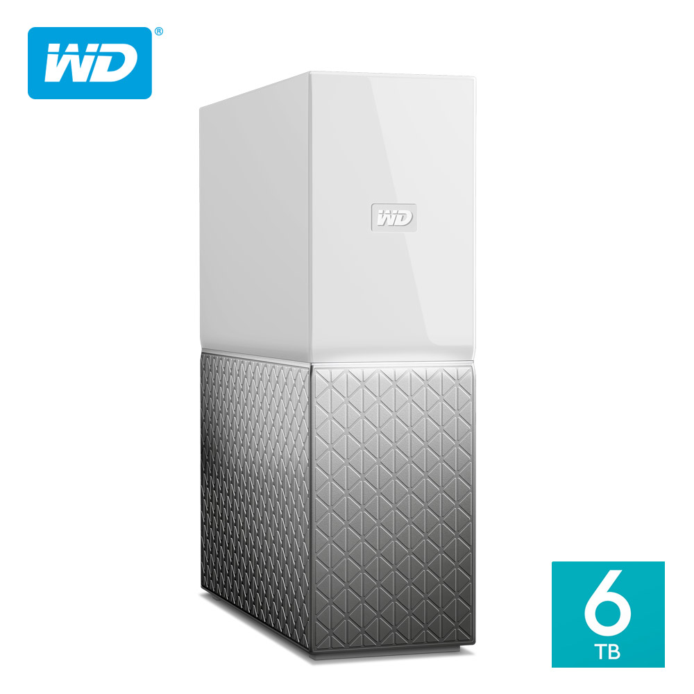WD My Cloud Home 6TB 3.5吋雲端儲存系統