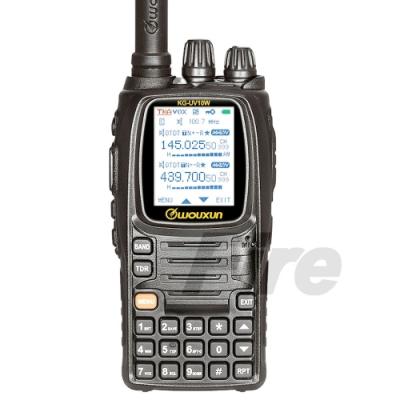歐訊 WOUXUN KG-UV10W 10W 超大功率 雙頻 無線電對講機 KGUV10W