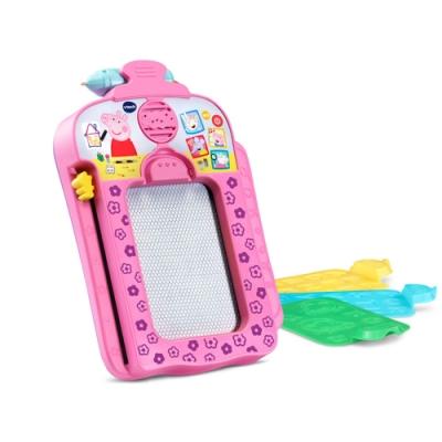 【Vtech】粉紅豬小妹-音樂字母感應學習畫板