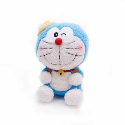 【日本進口】SK JAPAN 哆啦A夢 景品 大收穫 絨毛娃娃 35cm