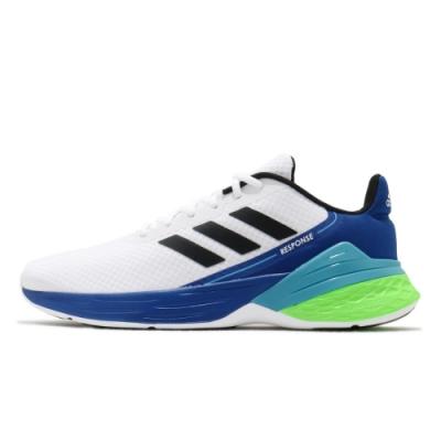 ADIDAS RESPONSE SR 男慢跑鞋-白-FX3789