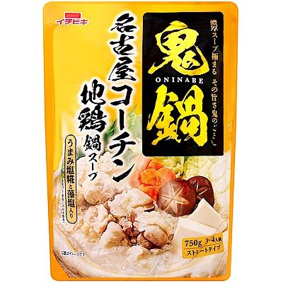 Ichibiki 火鍋高湯底[地雞風味](750g)