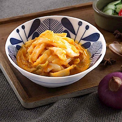 餃子樂_黃金腐乳泡菜(即鮮冷凍包)